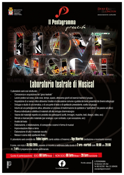 Laboratorio Teatrale di Musical